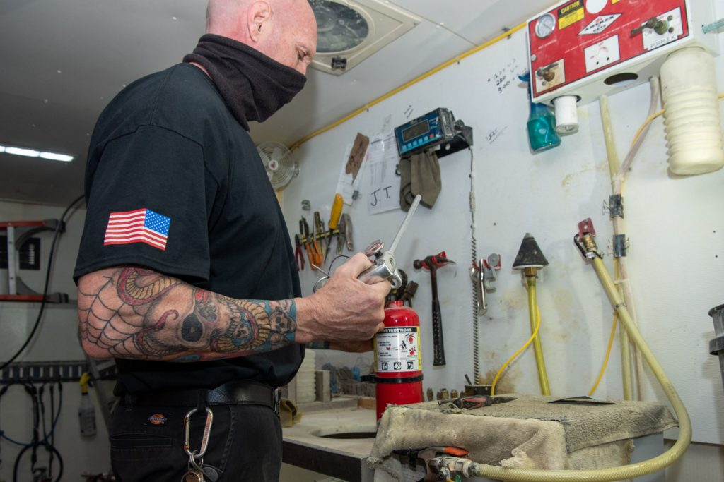 fire extinguisher inspection and maintenance