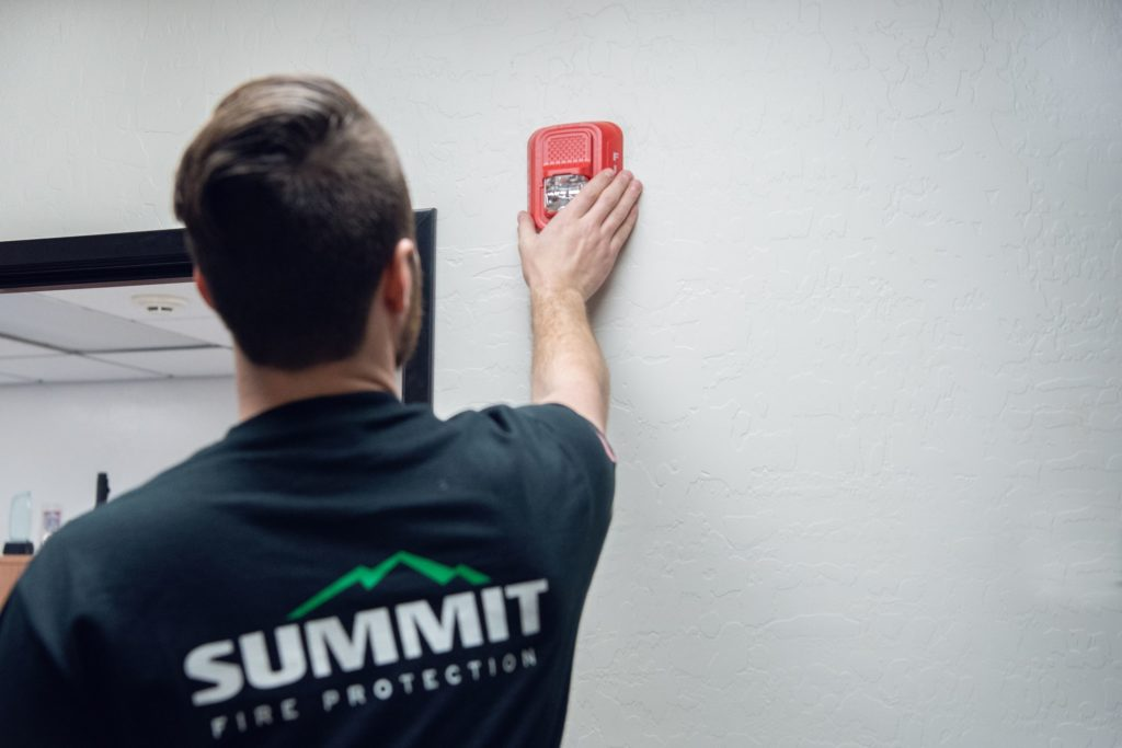 fire alarm inspection and maintenance